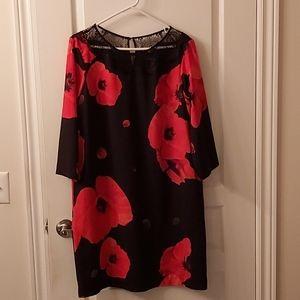 COPY - Mark Poppy Dress